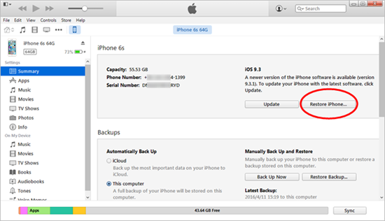 How To Fix Iphone Disabled Forget Passcode Without iTunes ...