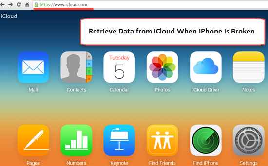 Retrieve Pictures and More Files from iCloud/Google Drive/Dropbox