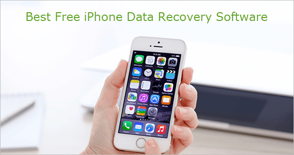 Best Free iPhone Data Recovery Software