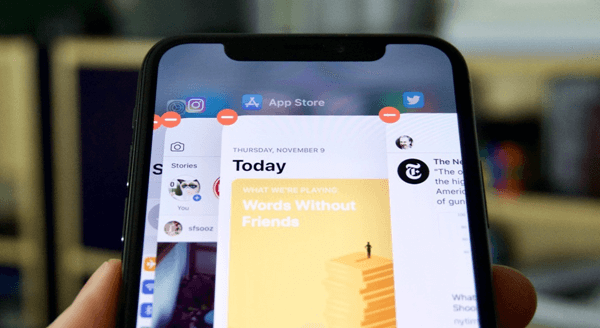 Force Close Messages App to Fix iPhone Messages Out of Order.