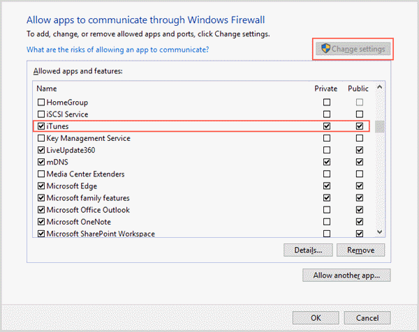 Configure Your System Firewall