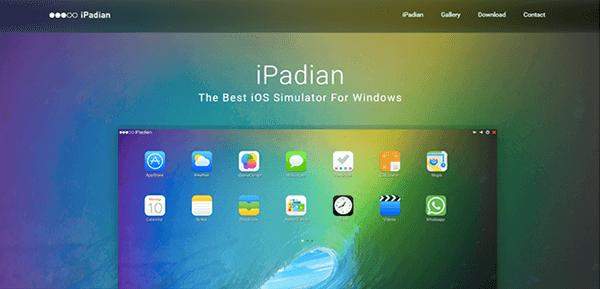 iPadian Emulator