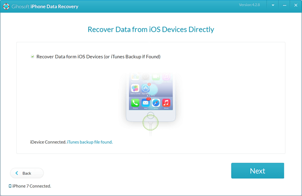 Data Lost after Fixing iPhone is Disabled Error