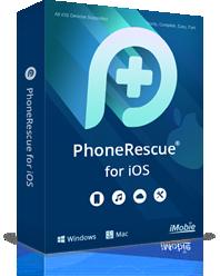 iMobie PhoneRescue Overview.