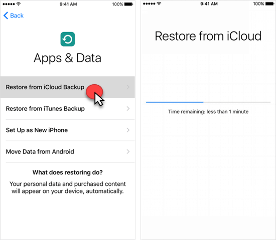 Here's how to Recover Call History on iPhone without Computer